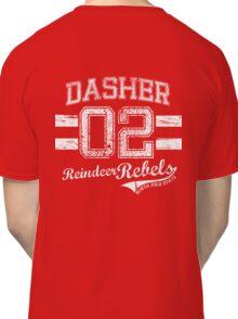 Dasher Reindeer Rebels Classic T-Shirt
