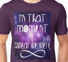 In That Moment I Swear We Were Infinite   Unisex T-Shirt
