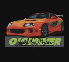 Brian O'Conner Tribute (Paul Walker) ||| by M&J Fashion Graphic