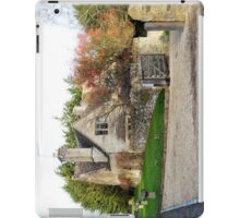 Life in the Cotswolds iPad Case/Skin