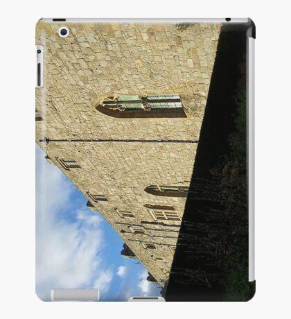 Chirk Castle Garden Wall iPad Case/Skin