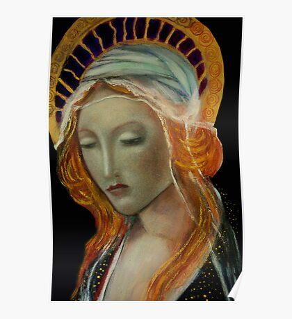 A very Botticelli xmas Poster