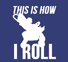 Baby Stroller - This is How I Roll Unisex T-Shirt
