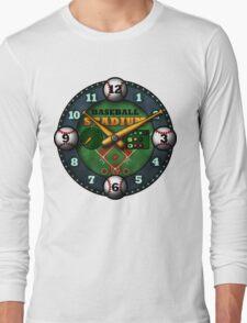 Baseball Stadium Long Sleeve T-Shirt