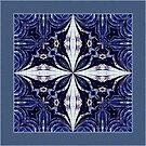 The Blue Shawl by owlspook