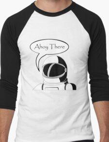 Ahoy There - Spaceman Men's Baseball ¾ T-Shirt
