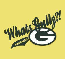 Whats gully? (PACKERS)  by Diggsrio