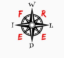 Wild And Free Compass Unisex T-Shirt