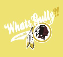 Whats gully? (REDSKINS)  Kids Clothes