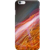 The Light Is The Art 20 iPhone Case/Skin