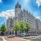 Old Washington Post Office  by Ray Warren