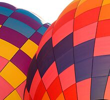 Hot Air Balloons by donberry