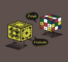 Cube Fight by manospd