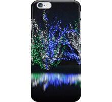 Arboretum Holidays Lights iPhone Case/Skin