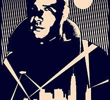 Blade Runner (Washed Variant) by JohnnyRedshift