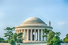 Jefferson Memorial by Ray Warren