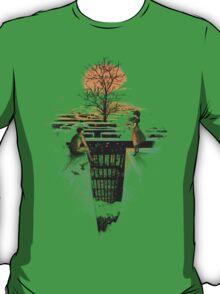 Concrete maze T-Shirt