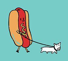 Double dog by Budi Kwan