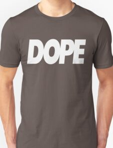 Dope Logo White Ink | Hope4Pope.org T-Shirt