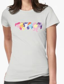 Iconic Womens Fitted T-Shirt