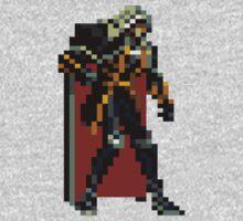 Alucard - Castlevania by WindUpTeeth