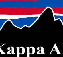 Pi Kappa Alpha Sticker