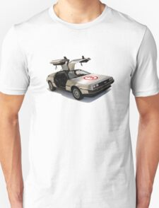 number 3 delorean Unisex T-Shirt