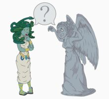Medusa VS Angel Kids Clothes