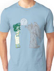 Medusa VS Angel Unisex T-Shirt
