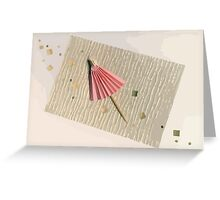 Happy Shower Greeting Card