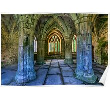 Valle Crucis Poster