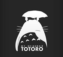 Totoro Phone Case [Black] by OneRiceForLife