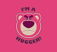 Toy Story Lotso Huggin Bear iPhone Cover by glucern