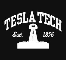 Tesla Tech by Dawnliffe