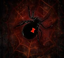 Black Widow (Signature Design) by Adamzworld