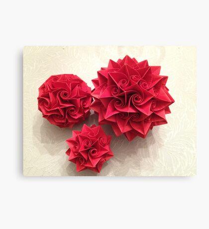 Paper Crafts Canvas Print