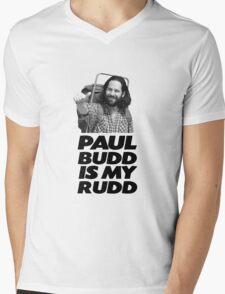 Paul Budd is my Rudd Mens V-Neck T-Shirt