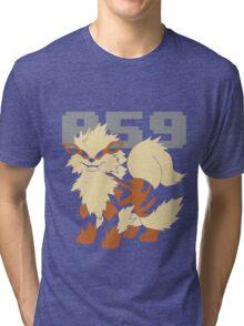 Pokemon - 059 Tri-blend T-Shirt