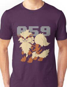 Pokemon - 059 Unisex T-Shirt