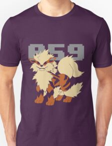 Pokemon - 059 T-Shirt