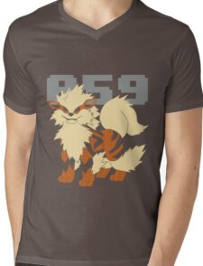 Pokemon - 059 Mens V-Neck T-Shirt