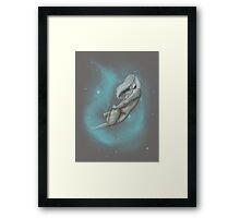 Andromeda Reborn Framed Print