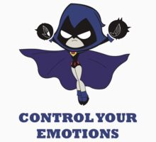 Control Your Emotions by rattenzadel