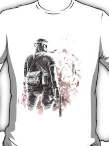 Big Boss /Sketched T-Shirt