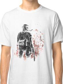 Big Boss /Sketched Classic T-Shirt
