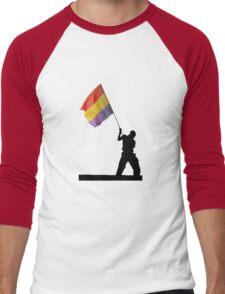 Republica Men's Baseball ¾ T-Shirt