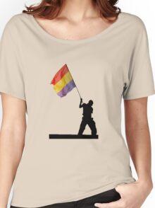 Republica Women's Relaxed Fit T-Shirt