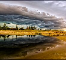 Storm Cell Over Kirra  by JulienneBowser