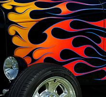 Hot Ride. by Todd Rollins