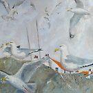 Gulls Galore! by Sue Nichol